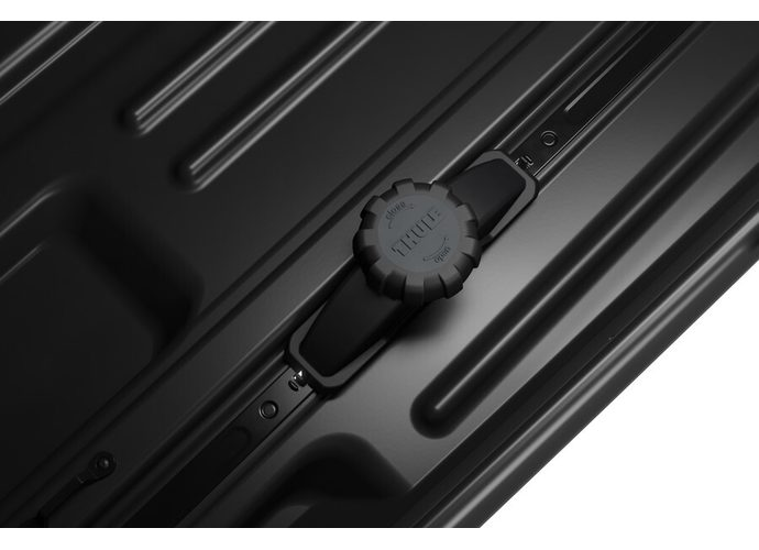 Thule Force XT XL box dachowy czarny aeroskin
