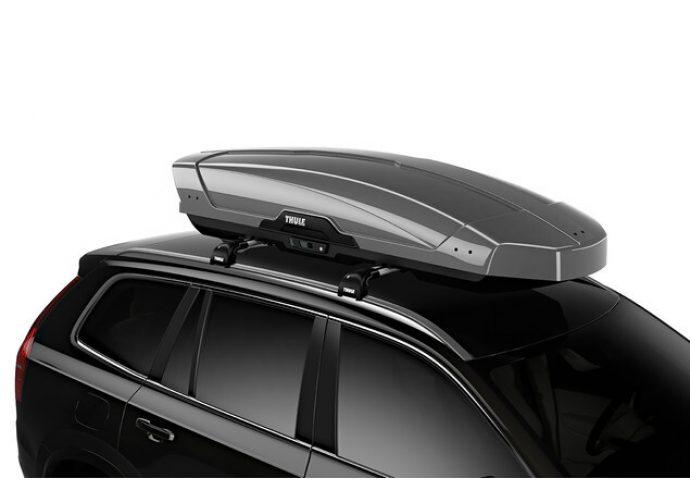 Thule Motion XT XL Box dachowy Tytanowy połysk