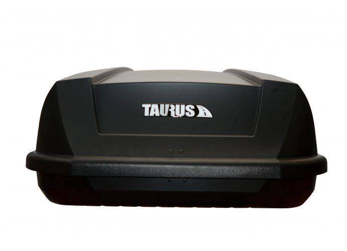 Box dachowy Taurus Adventure 630 czarny matowy