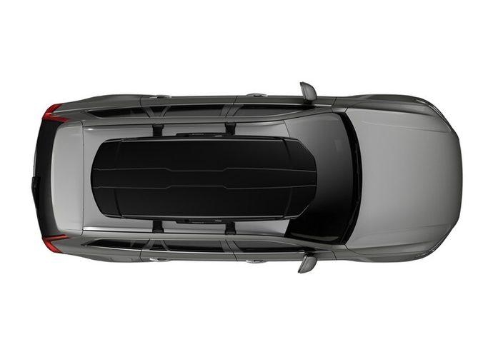 Thule Motion XT Alpine  Box dachowy Czarny połysk