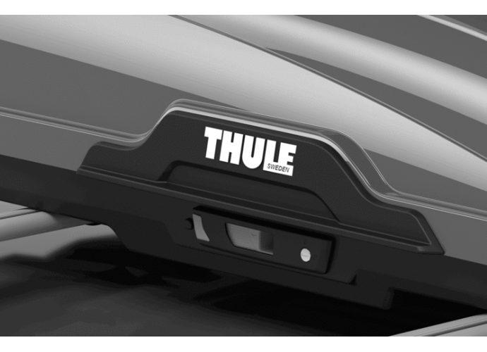 Thule Motion XT Alpine  Box dachowy Tytanowy połysk