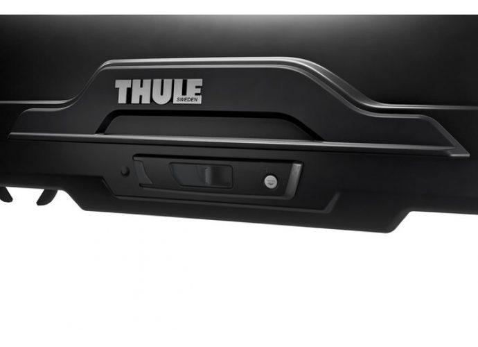 Thule Motion XT Sport  Box dachowy Tytanowy połysk