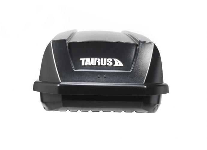 Box dachowy Taurus Adventure 340 Eco czarny matowy