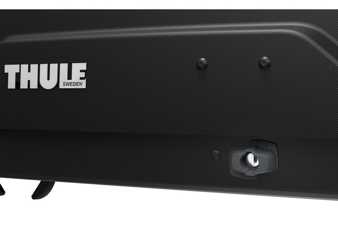 Thule Force XT Alpine box dachowy czarny aeroskin