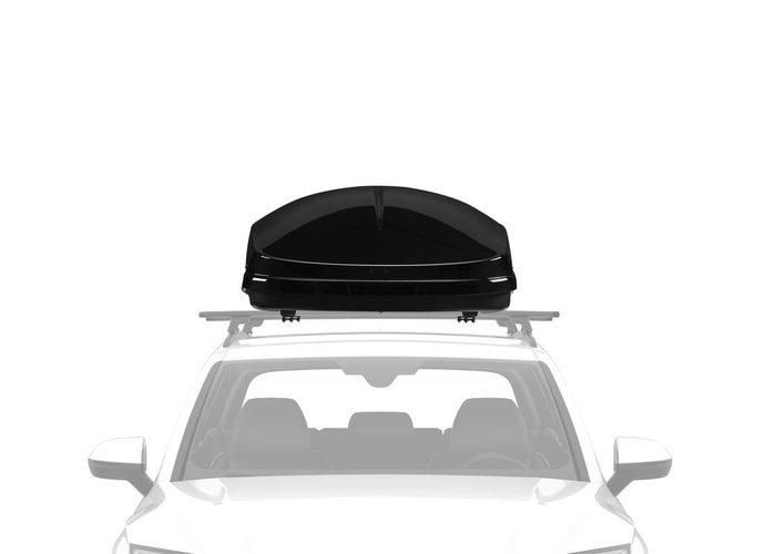 Yakima GrandTour 16 box dachowy czarny połysk