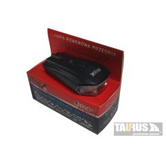 ALJOT Lampa przód PROX ORION 1xCREE+2xLED 400 Lm USB