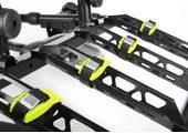 Taurus BuzzRunner Quattro bagażnik na hak na 4 rowery