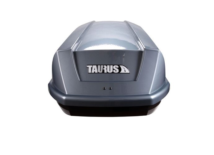 Box dachowy Taurus Adventure 340 srebrny połysk