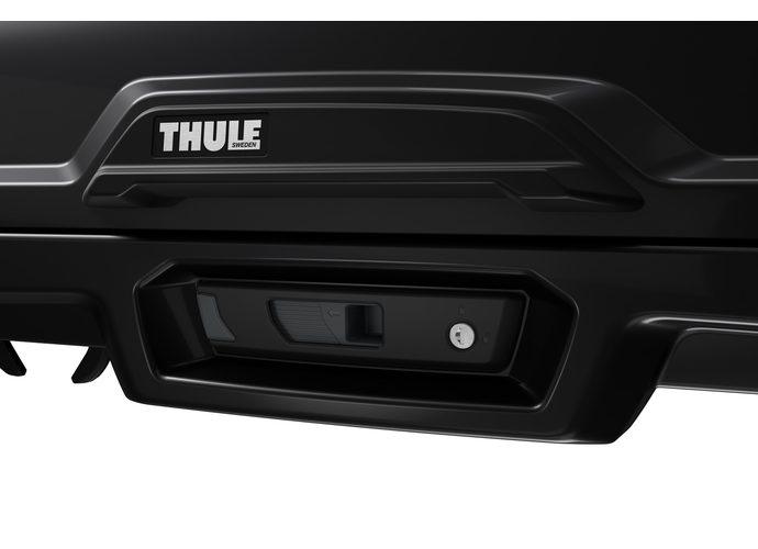Thule Vector M Box dachowy Czarny połysk