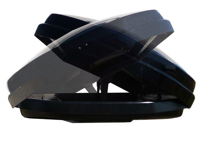 Kamei 510 box dachowy Czarny połysk