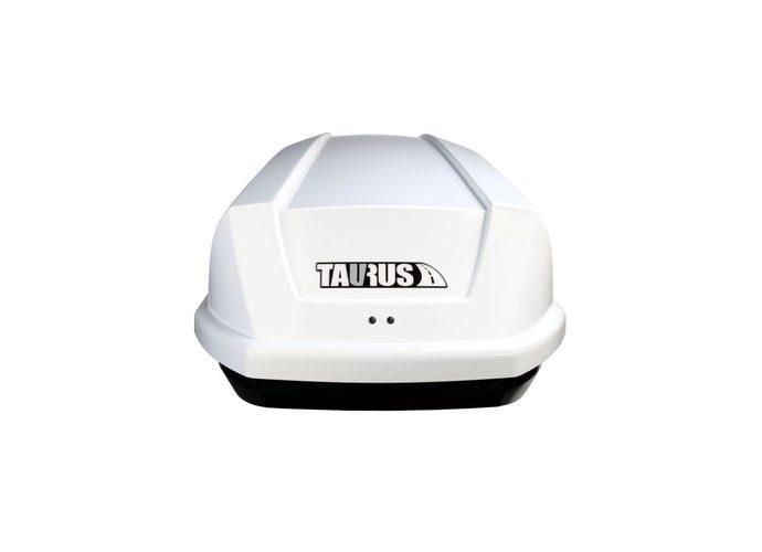 Box dachowy Taurus Adventure 340 biały połysk