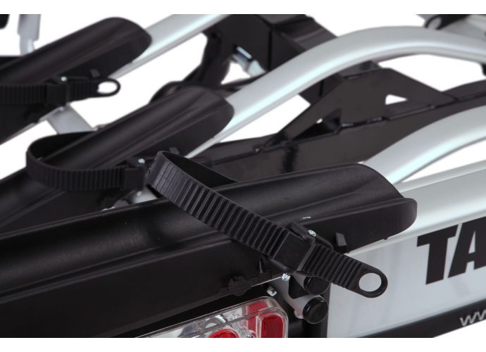 Taurus Alfa Plus - bagażnik na hak na 4 rowery