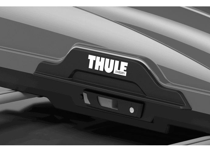 Thule Motion XT L Box dachowy Tytanowy połysk