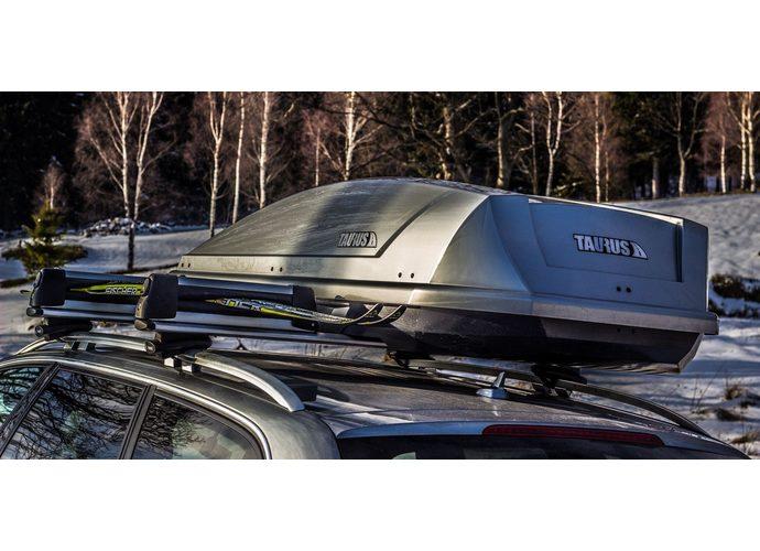 Box dachowy Taurus Adventure 480 czarny połysk