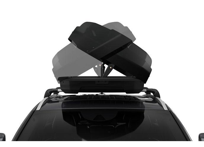 Thule Force XT M box dachowy czarny aeroskin