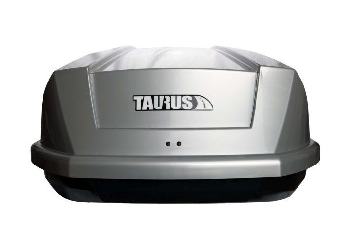 Box dachowy Taurus Adventure 480 srebrny połysk