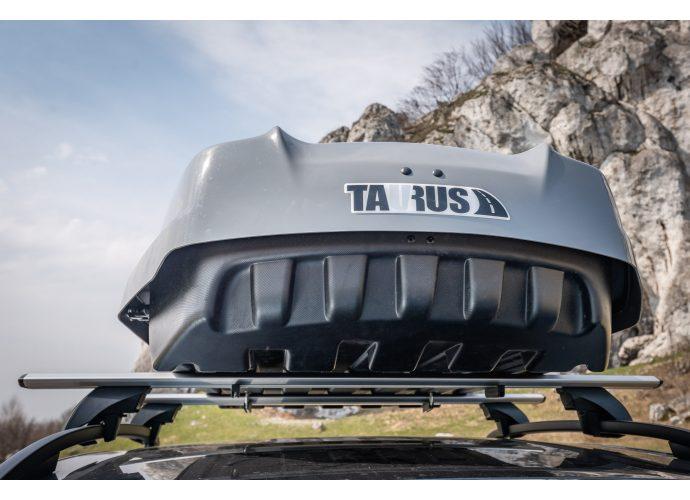 Box dachowy Taurus Strike 440 Szary nardo połysk