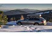 Box dachowy Taurus Xtreme II 450 czarny karbon
