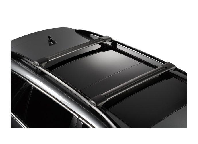 Yakima RailBar S53YB (79cm i 85cm) Bagażnik bazowy czarny