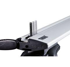 Adapter do belek alu - do mocowań 80 mm 696-1