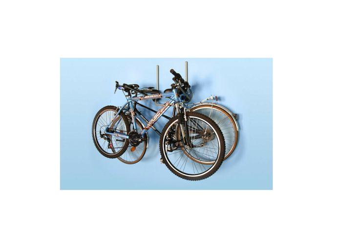 Wieszak ścienny na rowery i boxy