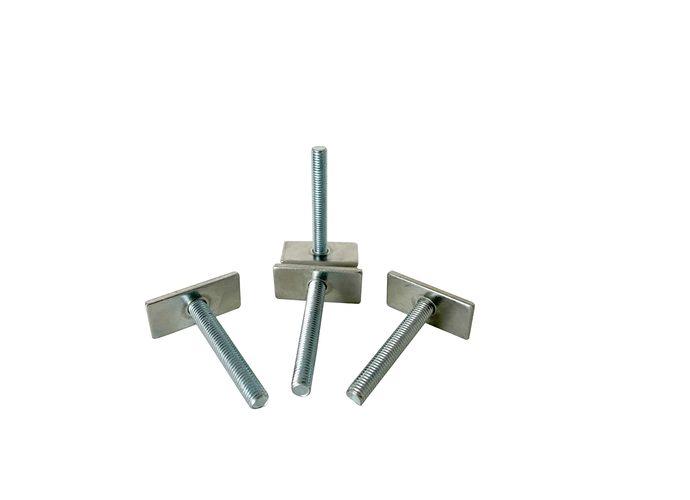 Taurus wsuwki na belki aluminiowe do boxów (4 szt.)
