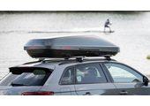 Box dachowy Kamei Fosco 420 Szary karbon matowy