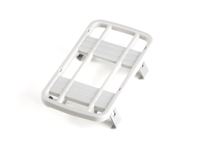 Thule Yepp Maxi EasyFit Adapter, srebrny