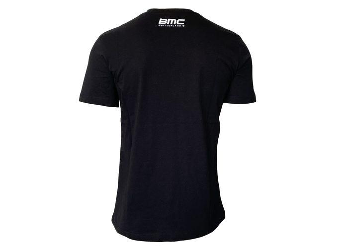 BMC T-Shirt RIDE BMC czarny S
