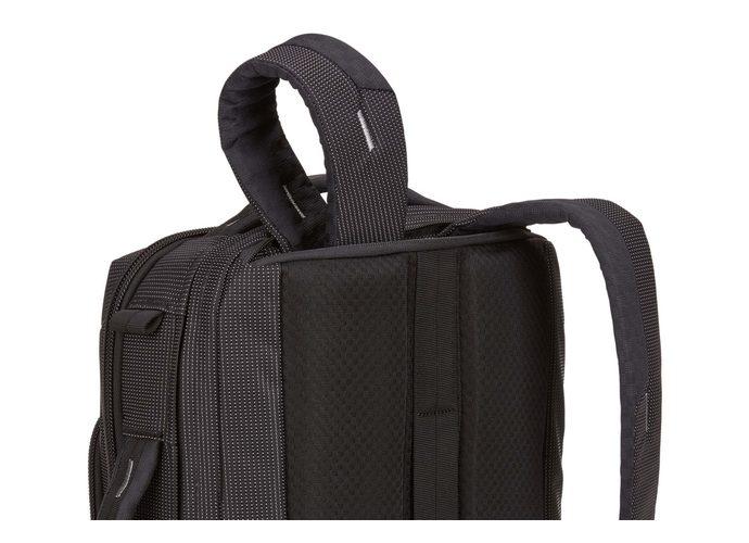 "Thule Crossover 2 Convertible Laptop Bag 15.6"" - Black"