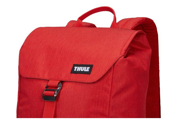 Thule Lithos Plecak 16L - Lava/Red Feather