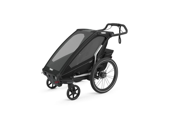 Thule Chariot Sport1 przyczepka rowerowa MidnBlack - czarna