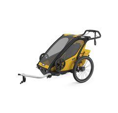 Thule Chariot Sport1 przyczepka rowerowa SpeYellow - żółto/czarna