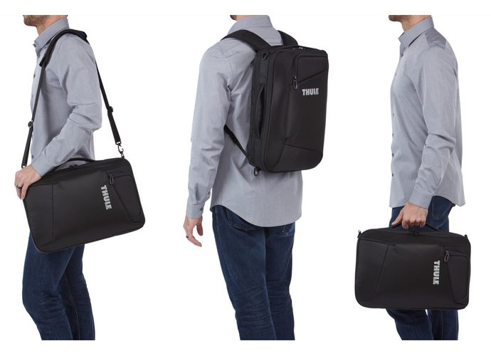 Thule Accent Brief/Plecak 2-1 - Black