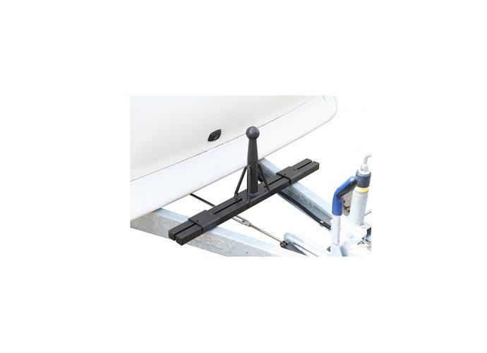 Uebler adapter na dyszel przyczepy do platformy