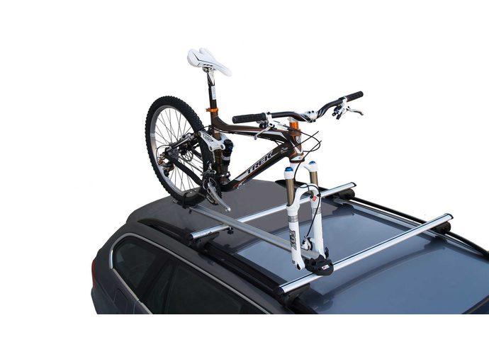 Menabo Bike Pro aluminiowy uchwyt rowerowy za oś