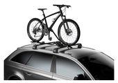 Thule ProRide 598 czarny aluminiowy uchwyt rowerowy