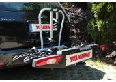 Yakima FoldClick 3 - bagażnik na hak, na 3 rowery