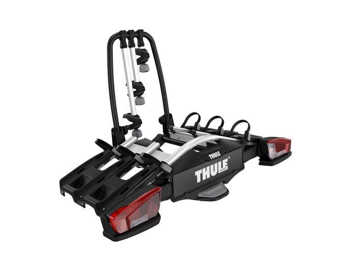 Thule VeloCompact - bagażnik na hak, na 4 rowery (z dostawką)