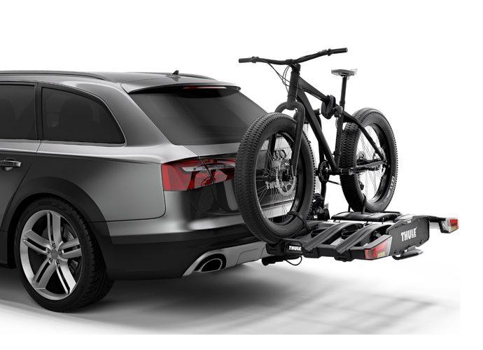 Thule EasyFold XT 934 bagażnik na hak na 3 rowery