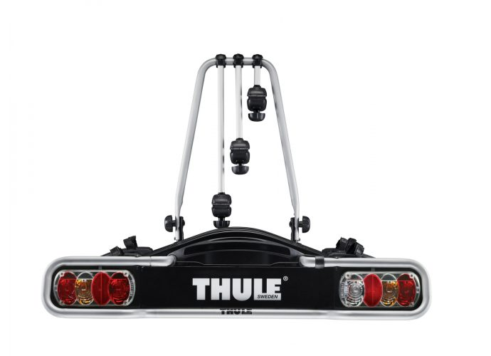 Thule EuroRide 942 na hak, 3 rowery