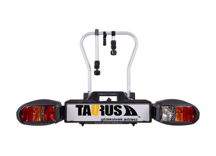 Aurilis SmartRider 2 - bagażnik na hak, na 2 rowery