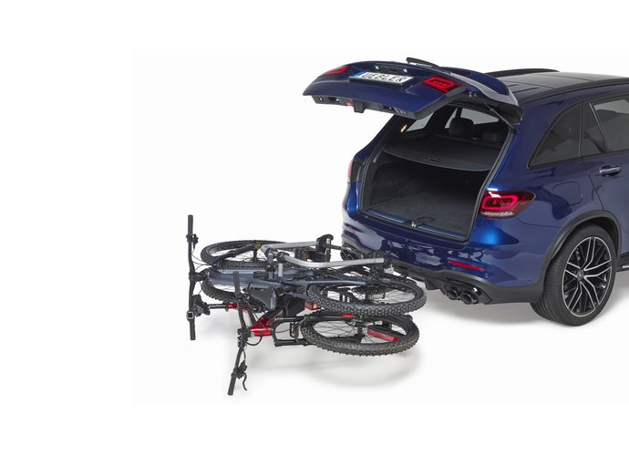 Uebler i21  bagażnik rowerowy na hak 2 rowery 90* NEW