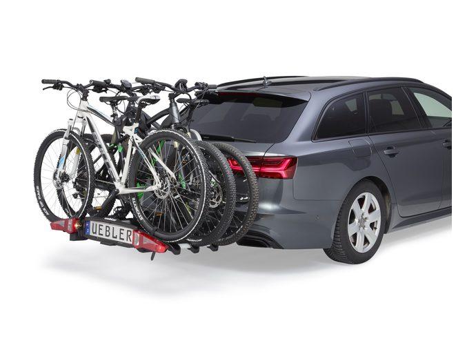 Uebler i31  bagażnik rowerowy na hak 3 rowery