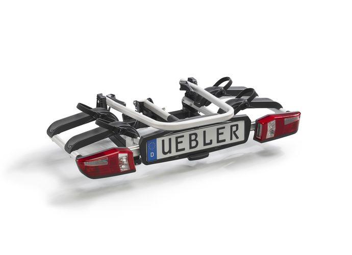 Uebler P22 S - bagażnik na hak, na 2 rowery