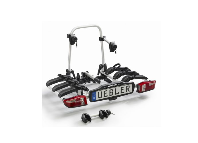 Uebler P32 S - bagażnik na hak, na 3 rowery