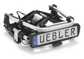 Uebler X21 S - bagażnik na hak, na 2 rowery
