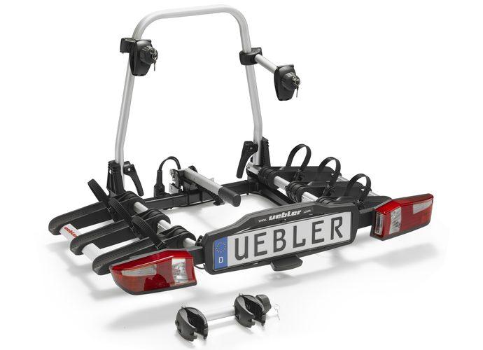 Uebler X31 S - bagażnik na hak, na 3 rowery
