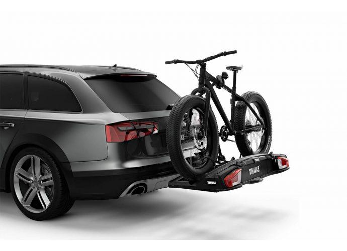 Thule VeloSpace XT 939 czarny bagażnik na hak, na 3 rowery