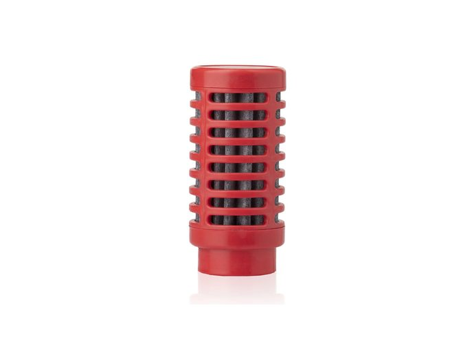 Quell Wymienny filtr do bidonu - czerwony